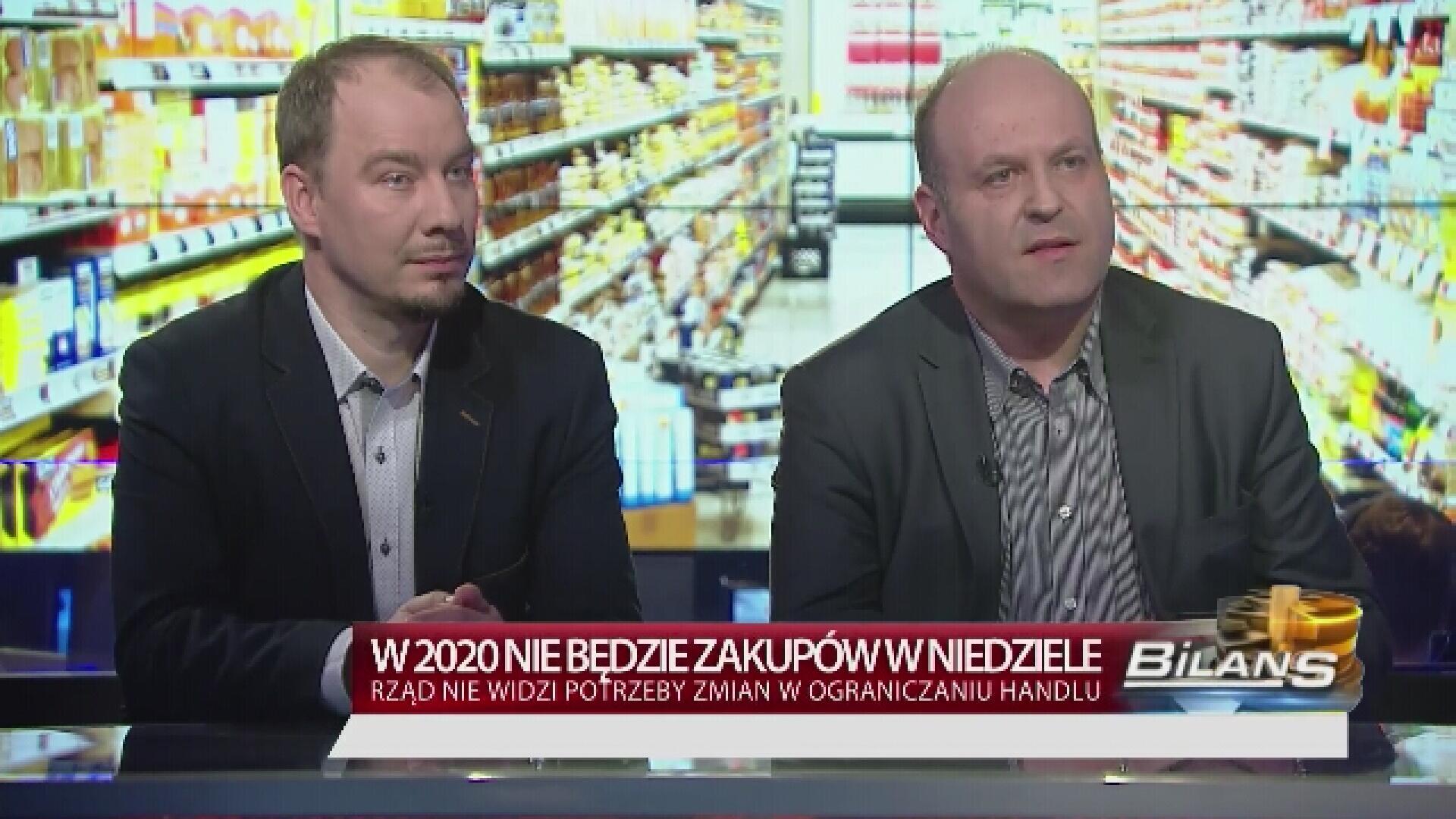 dc3291ba Ptaszyński o zakazie handlu: nie jest narzędziem do uratowania segmentu  małych i średnich sklepów
