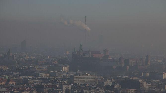 Darmowa komunikacja miejska w Krakowie. We wtorek ma dusić tam smog