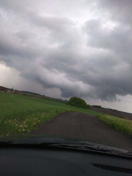 Piątkowe chmury (Kacper Trzaskowski)