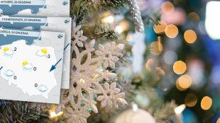 Jest szansa na białe Święta