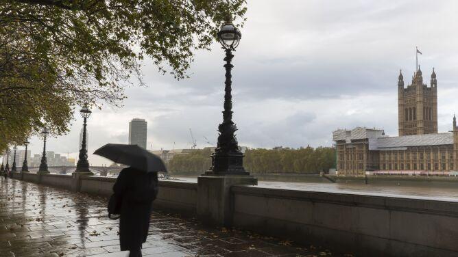 Jednego dnia spadło więcej deszczu niż jest wody w Loch Ness