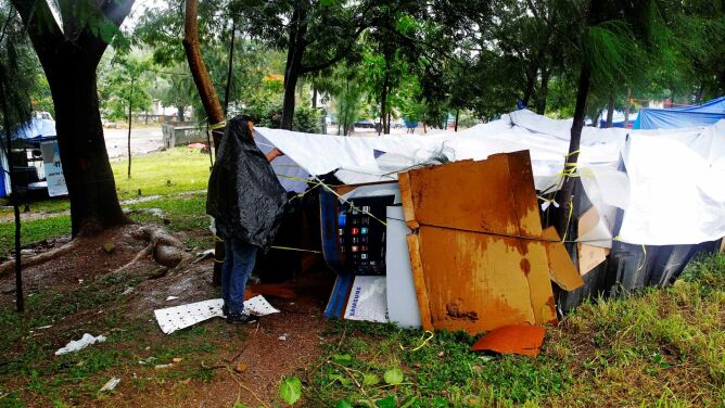 Wzrósł bilans ofiar huraganu Jota. Zginęło co najmniej 20 osób