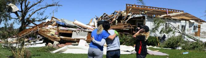 Bilans ofiar tornad w Oklahomie coraz wyższy