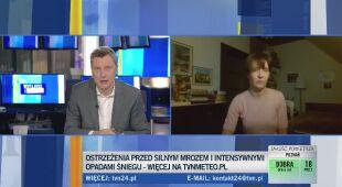 Arleta Unton-Pyziołek o pogodzie w Polsce