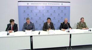 Minister Cichocki o przygotowaniach do Euro (TVN24)